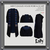 LoPo RP - Male HoE Robe & Scarf - BOXED