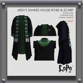 LoPo RP - Male HoS Robe & Scarf - BOXED