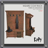![LoPo RP] Wizard Coat Rack BOXED