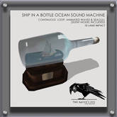 [LoPo] Ship in a Bottle Set - BOXED