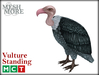 M&M Mesh Vulture Standing [Boxed]