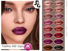 ::SG:: Talita HD Lips  for AKERUKA DELUXE Heads