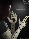 AZOURY - Human Revolution Arm