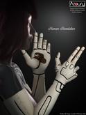 AZOURY - Human Revolution Arm