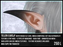 [M.O.R] teleri elf ears