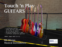 GUITARS 'Touch & Play'