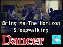 Bring Me The Horizon - Sleepwalking Dancer boxed