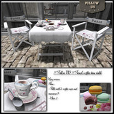 (Update 2019) Discovery Offer !! Follow US !! French coffee time table