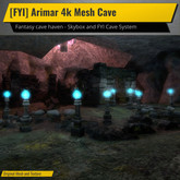 [FYI] Arimar 4k Mesh Cave & Castle Skybox And Builder's Version