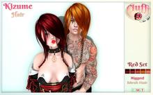 -Ciuffi- Kizume Hair Red