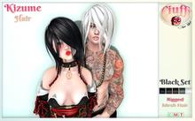 -Ciuffi- Kizume Hair Black