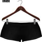 BUENO-Half Shorts-Blvk - Maitreya, Slink HG, Belleza Freya