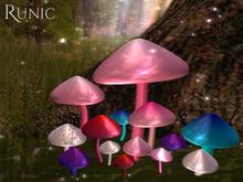 .: Runic :. Fairy Mushroom Fatpack
