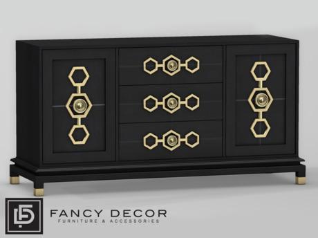 Fancy Decor: Thorne Console