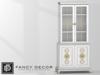 Fancy Decor: Thorne Cabinet (white)