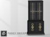 Fancy Decor: Thorne Cabinet (black)