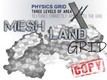 Phoero Island - Mesh Physics (34prim)