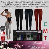 *JMF* Affiliate - Jeans Alice