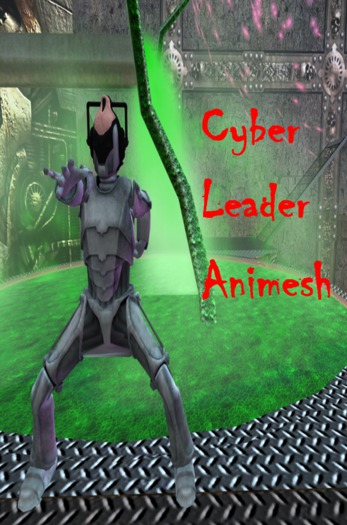 cyber leader boxed