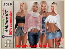 LC Fashion - Affiliate Bestseller  Kit   (Starter Kit)