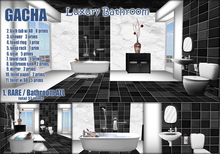 GACHA Luxury Bathroom Complete Set