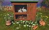 Cj hutch with bunny family 01