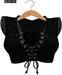 BUENO-Ana Top-Black Crochet - Maitreya, Slink HG, Belleza Freya