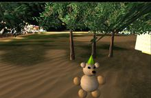 Birthday Linden Bear