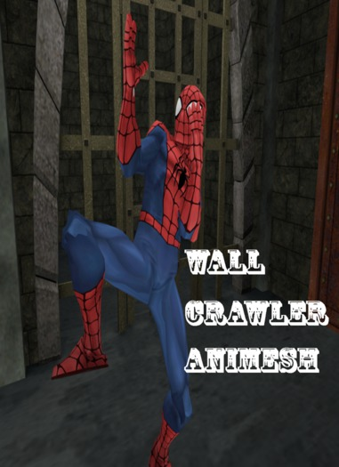 wall crawler boxed