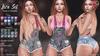 No Cabide :: Liza Set - HUD 15 Models