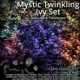 [DDD] Mystic Twinkling Ivy Set