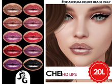 ::SG:: Chei HD Lips  for AKERUKA DELUXE Heads