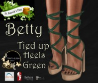 Continuum Betty Tied Up Green St. Patrick