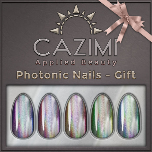 CAZIMI: Photonic Nail Appliers - Gift!