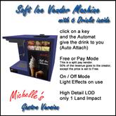 Michelle's Soft Ice Vendor Machine - Gastro
