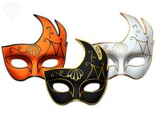 Bowtique - Masquerade Mask (16 colors)