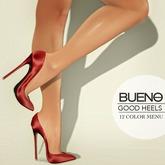BUENO-Good Heels Fatpack - Maitreya, Slink & Belleza Freya