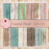 Coastal Wood (WEAR to unpack)