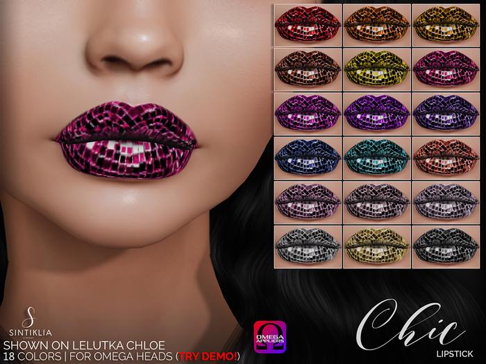 Sintiklia. - Lipstick Chic(Omega)
