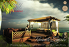 inVerse® Boudoir  - Romantic gazebo with Jacuzzi -  389  animations
