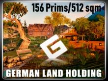 Full Sim 156 Prims - 512 sqm