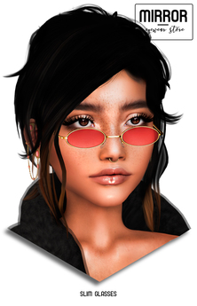 MIRROR - Slim Glasses