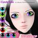~Dollypop~ Candy Eyes for M3, M4, Venus, Mars, Chibi, Anime, Kemono
