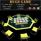 Bugs Game