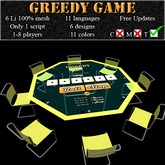 Greedy Game