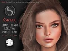 Samia - Lelutka Piper Head - Grace Shape