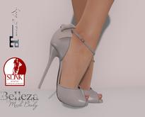 Fashionable goose ~ white shoes 100%