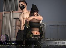 K&S - // No Frauds // Bento pose