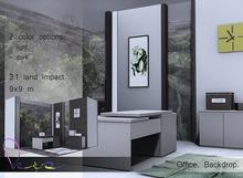 K&S - // Office // Backdrop.