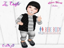 SAMIS WORLD Lio Outfit for BEBE only